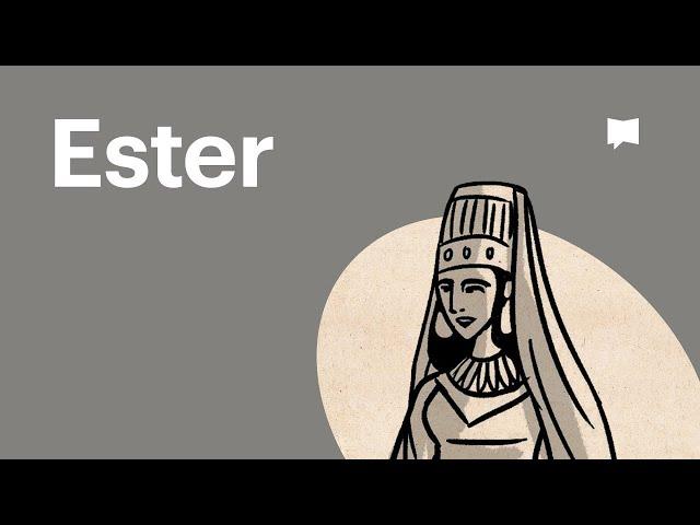 Lee la Biblia: Ester