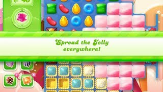 Candy Crush Jelly Saga Level 875 (3 star, No boosters)