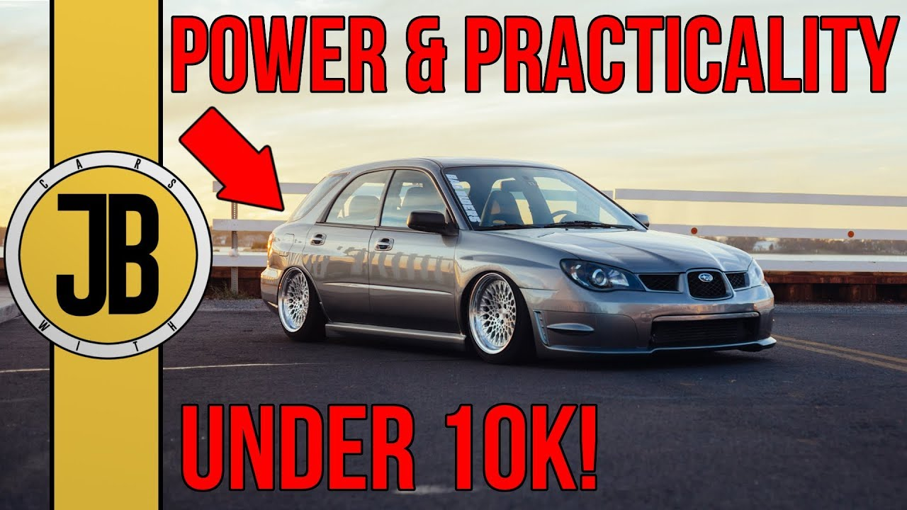 Top 5 Cheap Fast Estates Station Wagons Less Than 10 000 Youtube