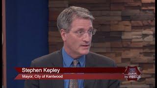 Kentwood Mayor Stephen Kepley In Focus March 2021