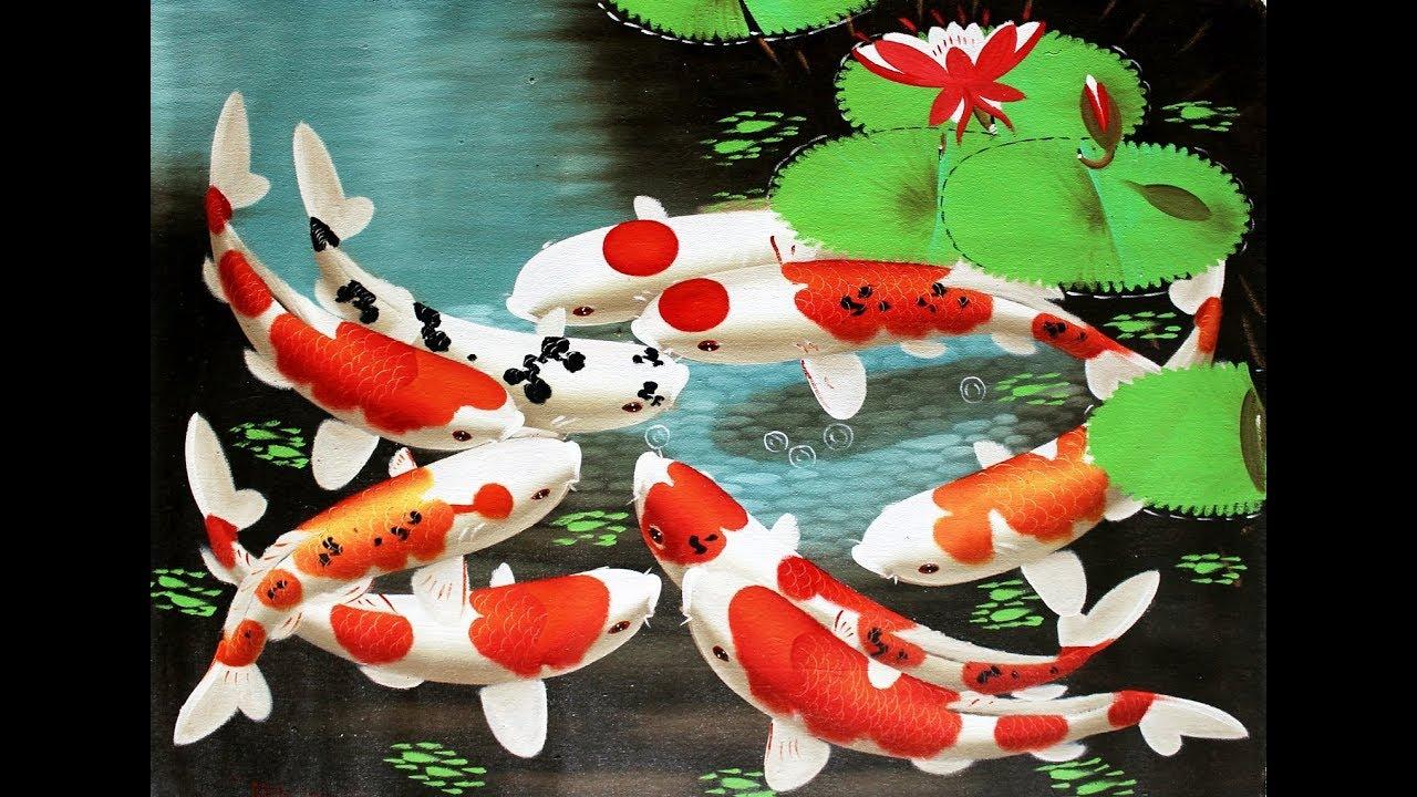 $9,000 golden arowana fish & $99,000 Japanese Koi Fish   Koi fish ...