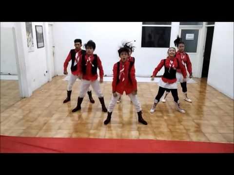 Kreenz Dancer - Semangat Merah Putih