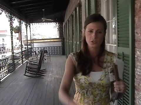 Flannery O'Connor Tour Savannah, GA - LiteraryTraveler.tv