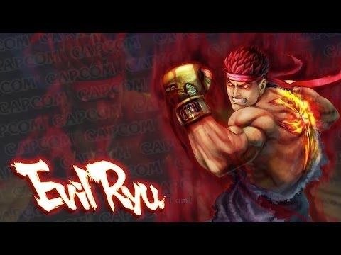 Evil Ryu Balance Changes Ultra Street Fighter Iv Gameplay Demo