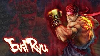 Evil Ryu Balance Changes - Ultra Street Fighter IV Gameplay Demo