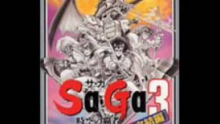 sa ga 3 時空の覇者 saga3 jikuu no hasha final fantasy legend iii track 8