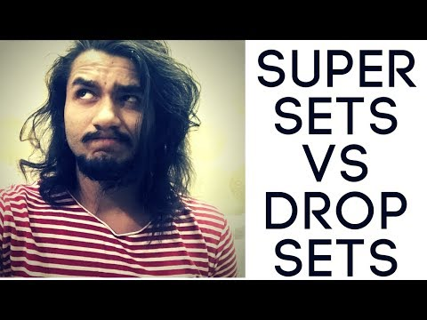 Superset vs Dropset   Fit Wit Atwal