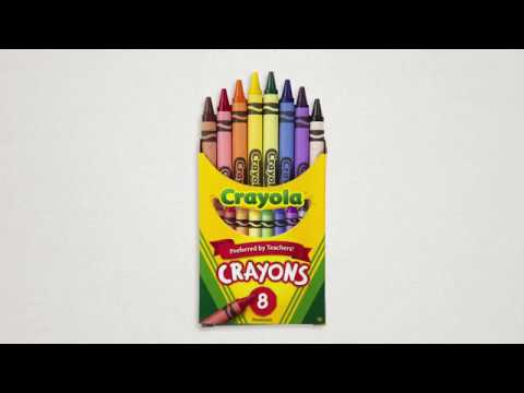 Crayola History Video - YouTube