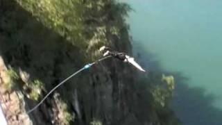 Strikkhopping ved Trolljuv Bro
