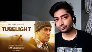 Tubelight Movie Trailer Reviews and Reaction