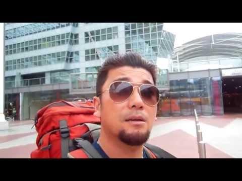 アキーラさん到着!ドイツ・ミュンヘン国際空港,Munich-airport,Germany