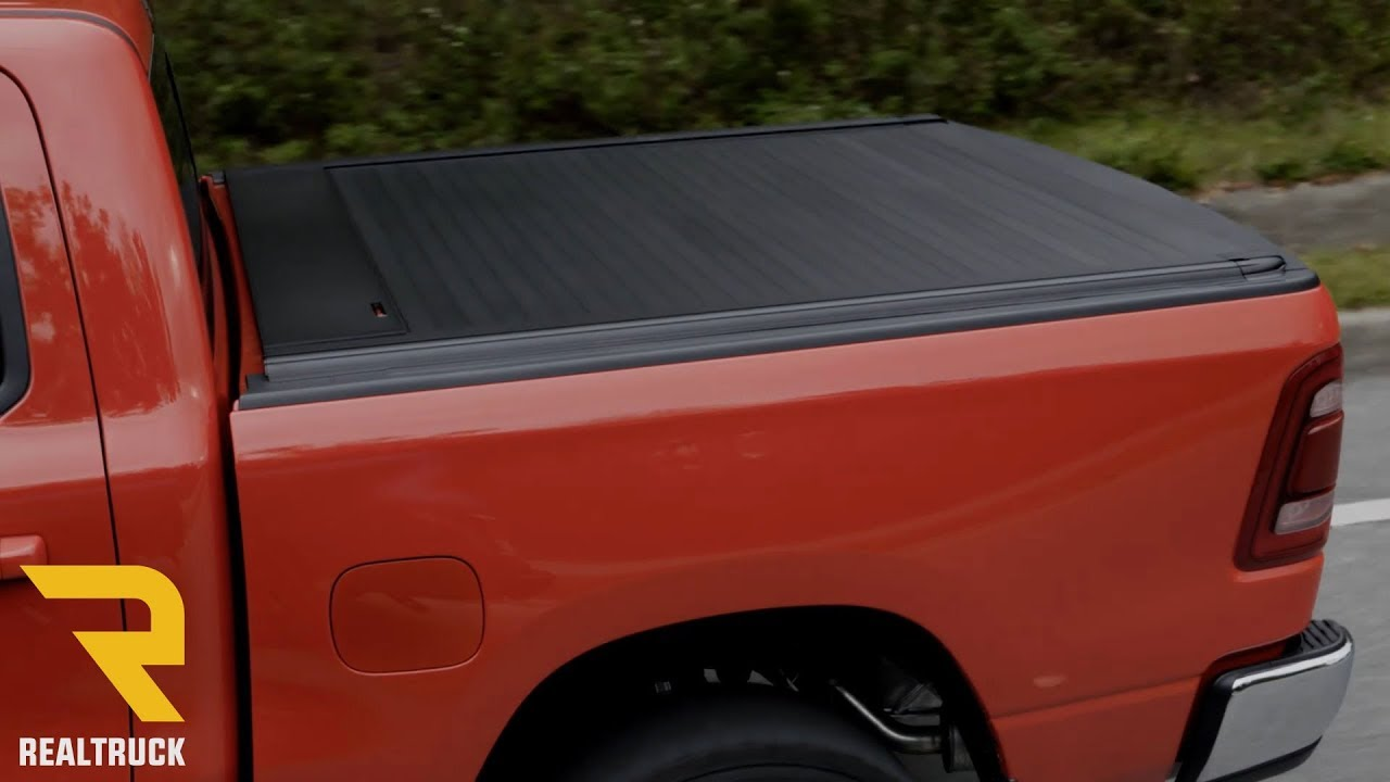 Pace Edwards Ultragroove Metal Tonneau Cover Fast Facts On A 2019 Ram 1500 Youtube