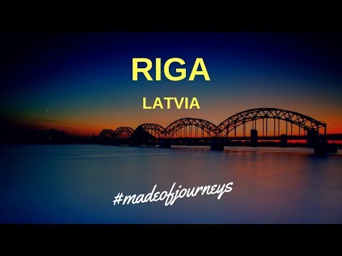 Riga | Latvia Travel Guide by Made of Journeys