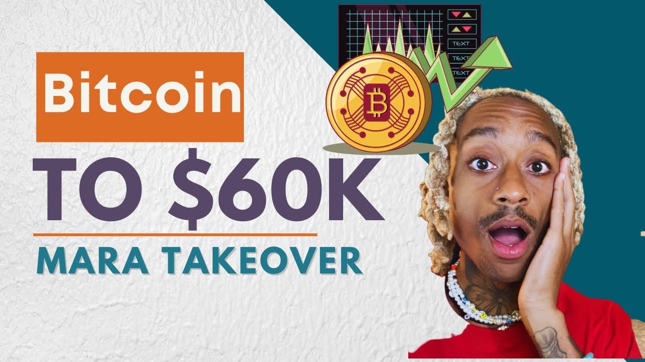 Bitcoin To $60k - Option Play