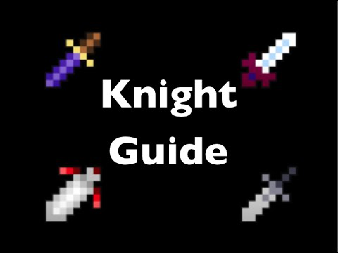 RotMG - Knight Guide