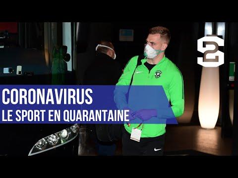 Coronavirus: le sport en quarantaine