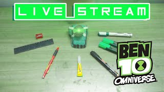 How to make a Ben 10 Omniverse Ultimatrix (Live Stream)