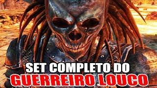 DARK SOULS 2 - COMO OBTER O SET DO PREDADOR [MAD WARRIOR SET + BERSERKER BLADE]