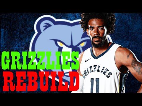 TRADE FOR A SUPERSTAR PG!! MEMPHIS GRIZZLIES REBUILD!! NBA 2K19