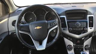 Видеопрезентация автомобиля Chevrolet Cruze