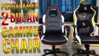 Pengalaman 7 Bulan Pakai 2 Gaming Chair