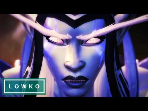 World of Warcraft: Legion - The First Arcanist! (Suramar Cinematic)