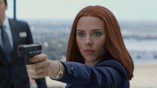 Чёрная Вдова спасает Совет Безопасности | Первый Мститель:Другая Война (2014)