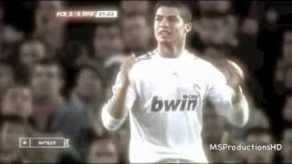 Cristiano Ronaldo - Real Madrid -Now or Never - 2009 By : MS Productions HD