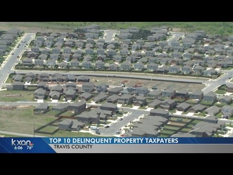 County Tax Office Calls Out Property Owners Failing To Pay Taxes