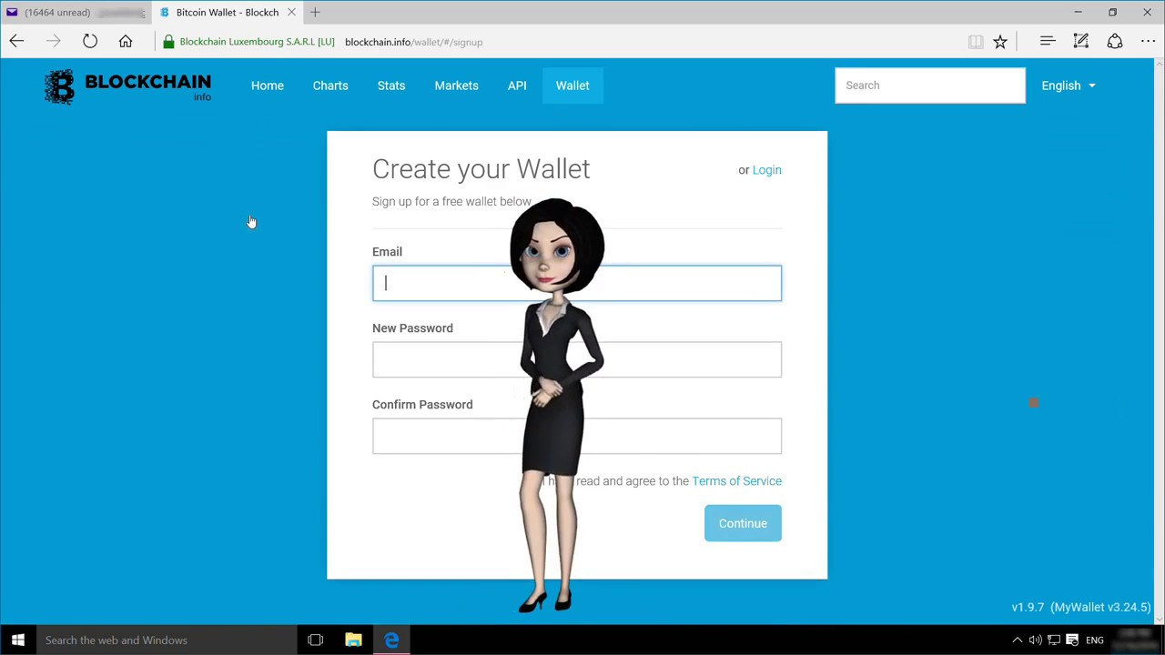 How to create free bitcoin wallet in blockchain – Black Soul Science