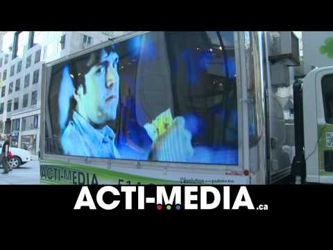 ACTI-MEDIA • Mobile Digital Advertising, Montreal, Quebec