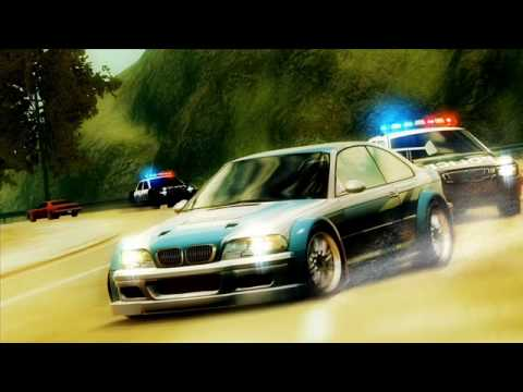 Need For Speed Most Wanted Soundtrack - Most Wanted Mash Up