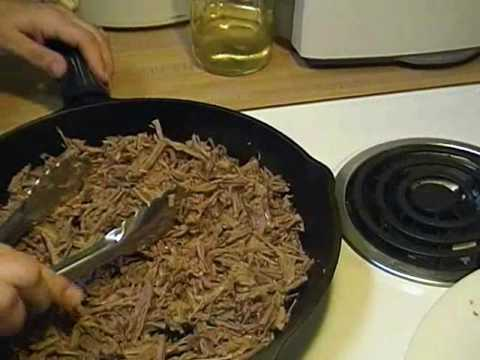 Help! I'm in a Hurry! Shredded Beef Tacos, Leftover Makeover