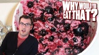 Akutaq Aka Eskimo Ice Cream - Why Would You Eat That?
