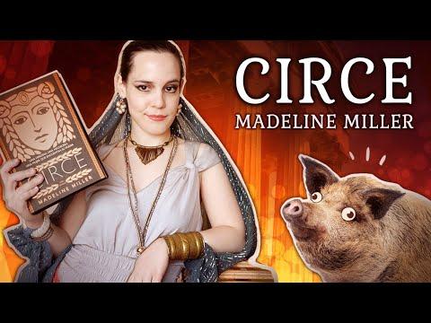 Mitología griega - CIRCE de Madeline Miller (ESP audio | ENG/ESP subs)