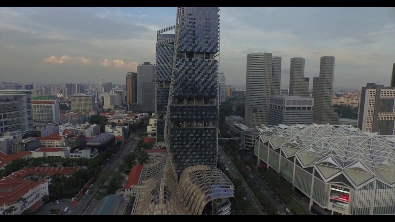 JW Marriott Hotel Singapore South Beach Press Preview
