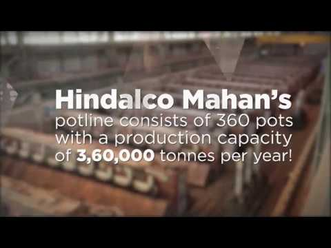 The making of Aluminium at Hindalco's Mahan Aluminium