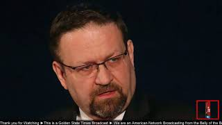 BREAKING: Dr. Sebastian Gorka Resigns from Trump Administration Pens President Trump a Erie Message