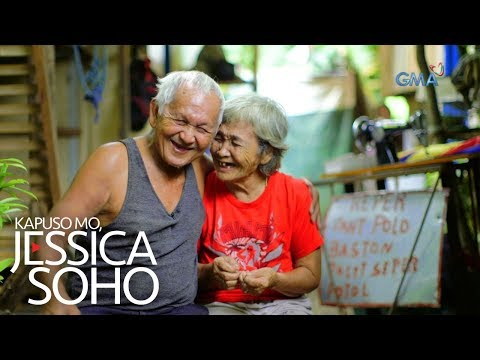Kapuso Mo, Jessica Soho: May forever sina Lolo Leonardo at Lola Delia