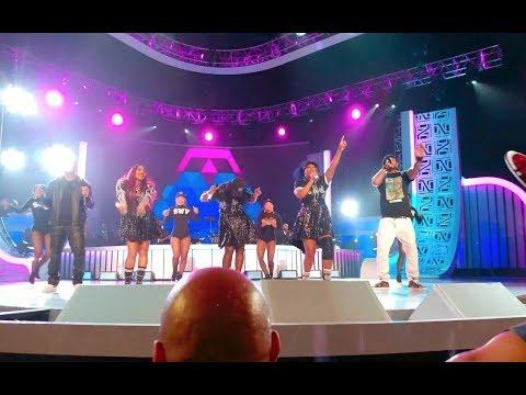 New Edition/BBD/SWV - Soul Train Awards 2017