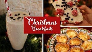 Ιδέες Για Χριστουγεννιάτικα Πρωινά! ✨