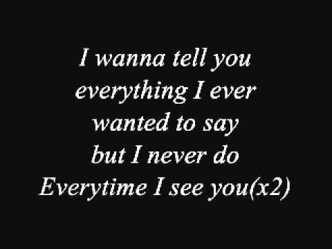 Everytime I See You-Luke Bryan