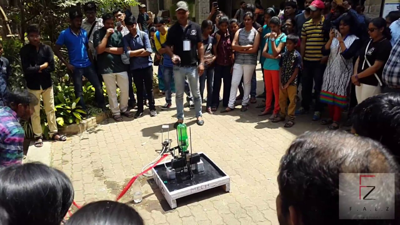 Indian Institute Of Science Open Day Bangalore Iisc 4 March