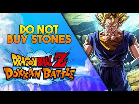 MAJOR GOOGLE PLAY STORE ISSUE! DO NOT BUY STONES ON ANDROID! (DBZ: Dokkan Battle)