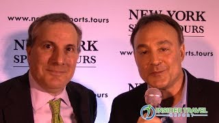 Insider Video: Sports Tour in New York Reveals the History of the City
