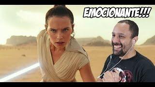 Star Wars Episode IX - Rise of Skywalker | Trailer Legendado [REACT - REAÇÃO]