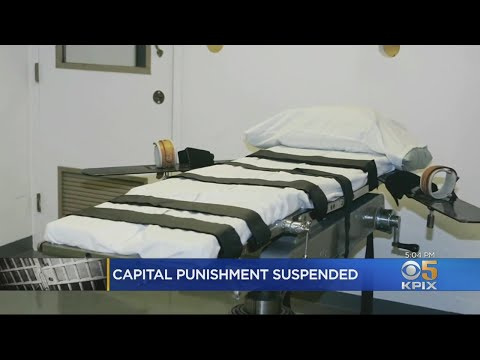 Gov. Gavin Newsom Signs Executive Order Ending Capital Punishment In California