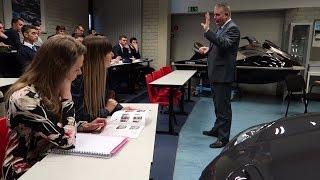 Meeloopdag IVA Driebergen Business School