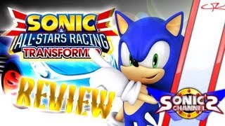 SC REVIEW - Sonic & All-Stars Racing Transformed
