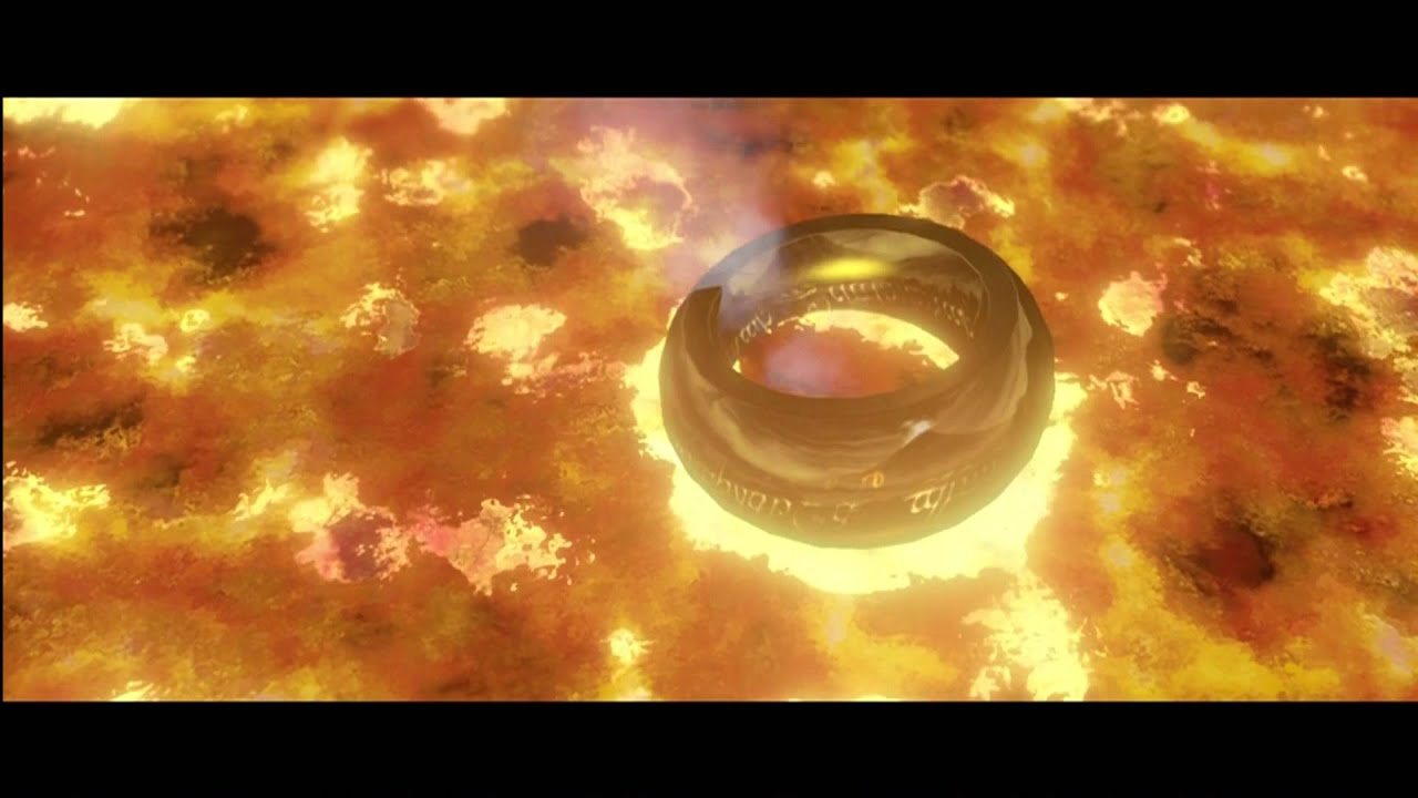 How Is The Ring Destroyed In Lord Of The Rings
